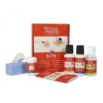 SOS Textile Stain Remover Kit