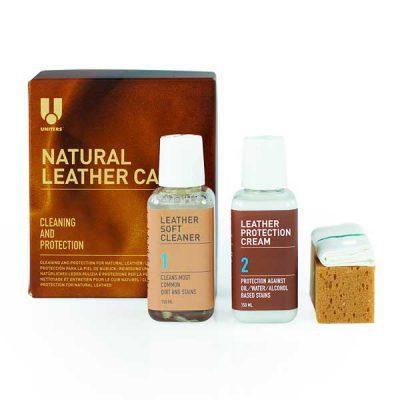 U Natural Leather Care kit