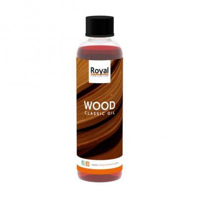 Wood classic oil