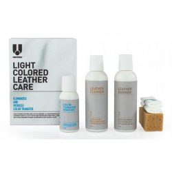 Light Colored Leather Care